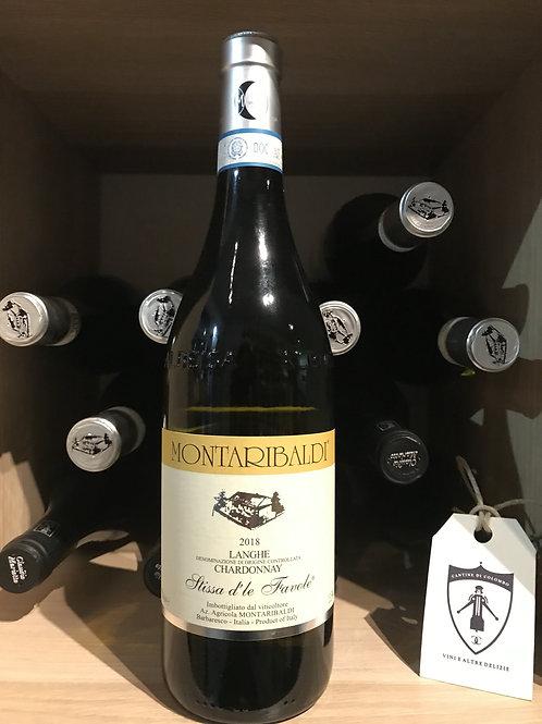 CHARDONNAY STISSA D'LE FAVOLE LANGHE DOC 2018 MONTARIBALDI