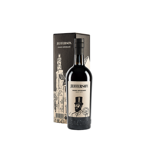 AMARO IMPORTANTE JEFFERSON RICETTA 1871 70CL