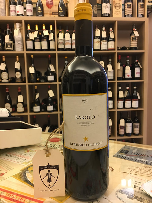 BAROLO DOCG 2011 DOMENICO CLERICO 75CL