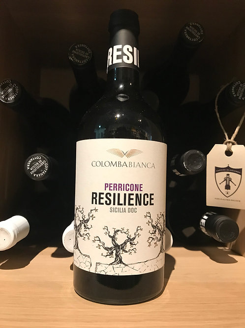 PERRICONE SICILIA DOC RESILIENCE 2019 75CL