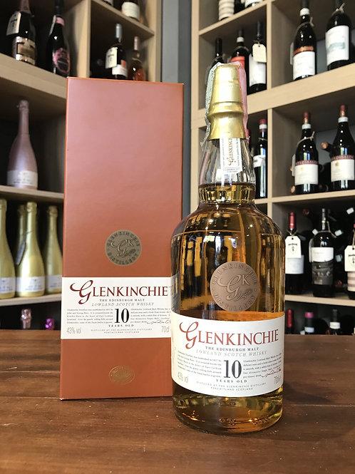 GLENKINCHIE LOWLAND SCOTCH WHISKY 70CL