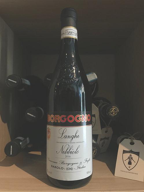 NEBBIOLO DOC 2016 BORGOGNO 75CL