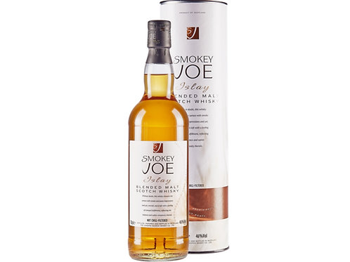 "ISLAY MALT SCOTCH WHISKY ""SMOKEY JOE"" ANGUS DUNDEE 70CL"