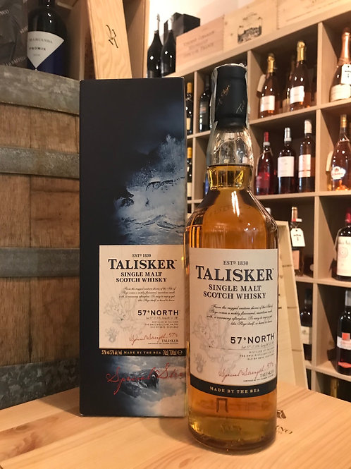 WISKEY TALISKER 57 EGREES NORTH 70CL