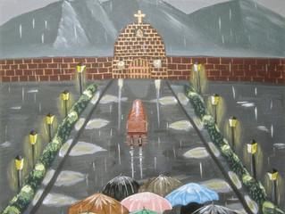 Funeral bajo la Lluvia