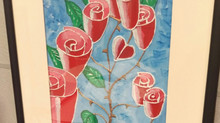 Rosas para mi Madre Sara