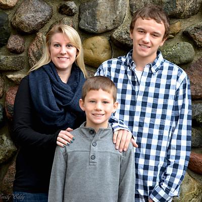 Alexis, Tyler & Brett