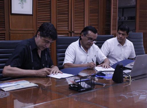 Amigos de Sian Ka'an y Centro de Investigación Científica de Yucatán Firman Convenio de Colaboración