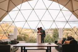 Dome 3- Asheville Glamping