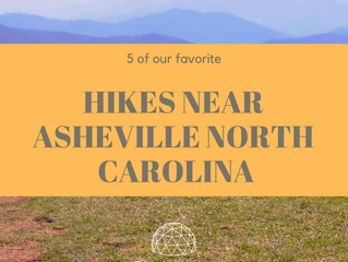 5 of the Best Hikes near Asheville North Carolina