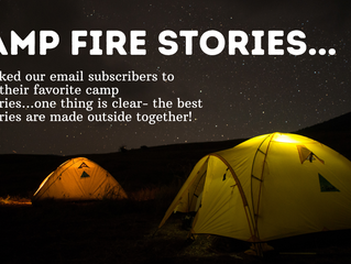Camp fire stories!
