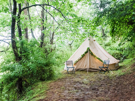 Asheville Glamping on USA TODAY!