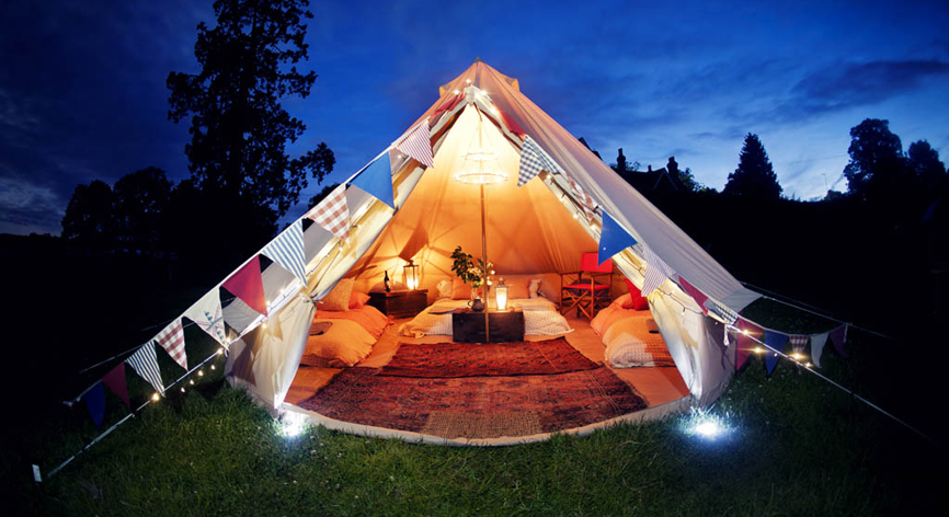 Bell Tents For Asheville