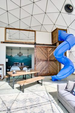 Dome 3 interior