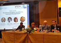 contract management maroc