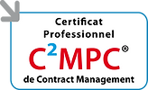 cetificat professionnel contract management
