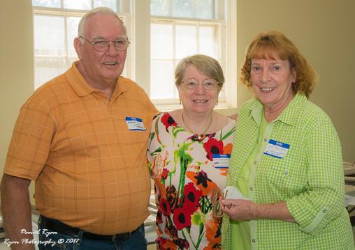 The Leach/Hawkins Family Reunion Mt. Vernon AR