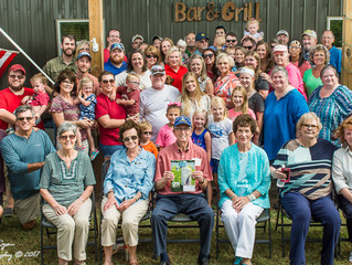 Arkansas Book Signing's and Reunions