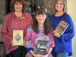 Three Local Writers Meet & Greet