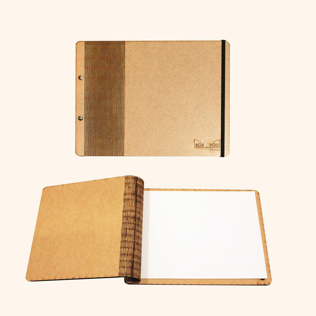 Cadernos Sketch - A4