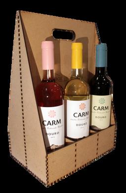 Caixa de 6x Vinhos