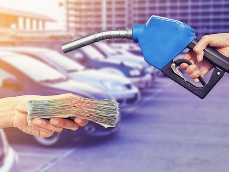 Steve Muehler - Plan 7 for California: Increasing the California Gas & Diesel Tax