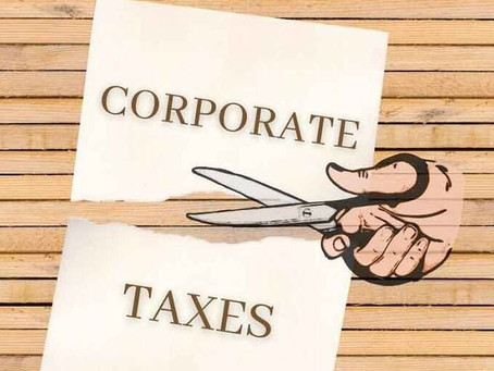 Steve Muehler - Plan 6 for California: Elimination of the Corporate State Tax.