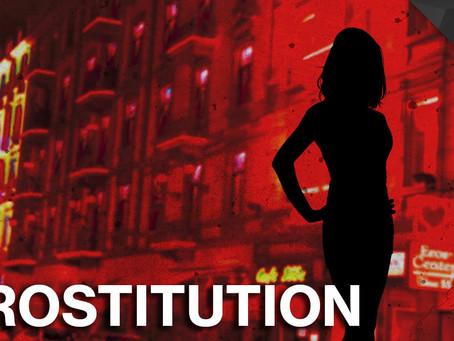 Steve Muehler (if I was Governor of California) - Plan 2: Decriminalize Prostitution