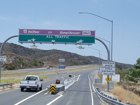 Steve Muehler (if I was Governor of California) - Plan 12 for California: Toll Road Expansion…