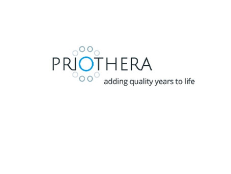 Priothera Closes $35M USD Series A Private Placement