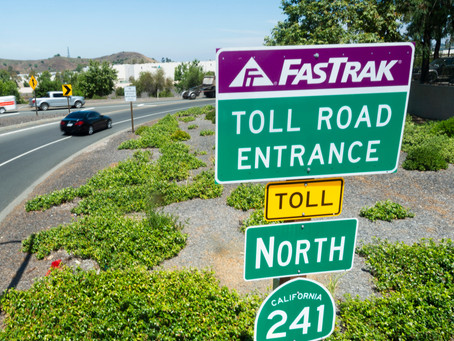 Steve Muehler - Plan 12 for California: Toll Road Expansion