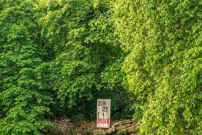 anti-bandeirante - selvagem - fotoperfor
