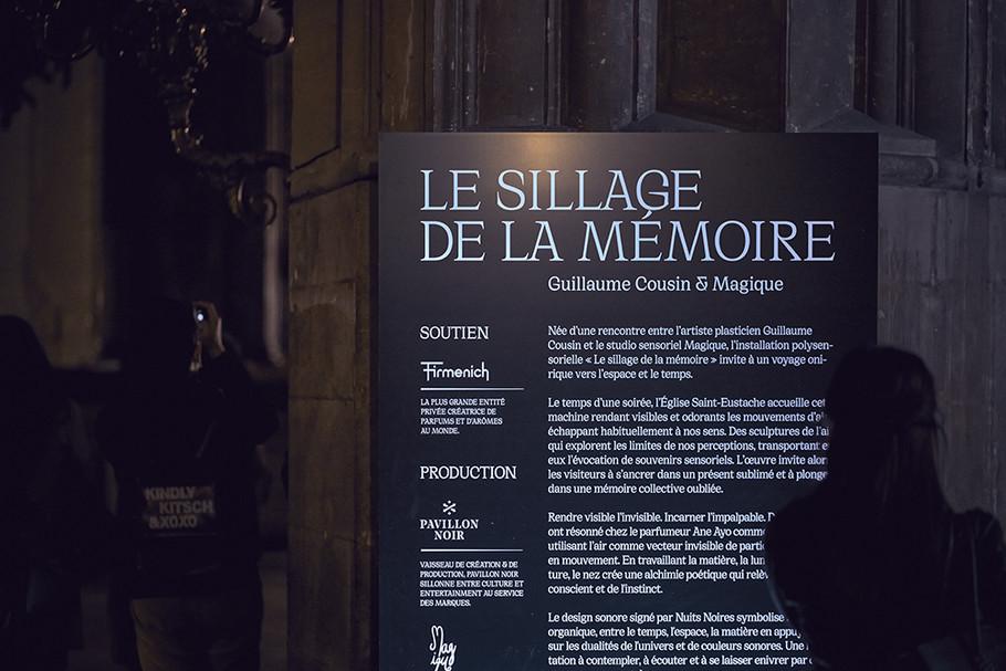 Le Sillage de la Memoire Magique studio