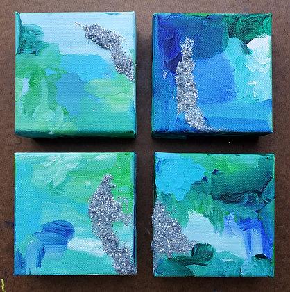 Sparkle by the Sea Art Blocks