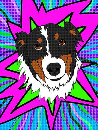 Pop Art Pet Commission!