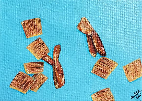 Shrimp Toast Crunch Original