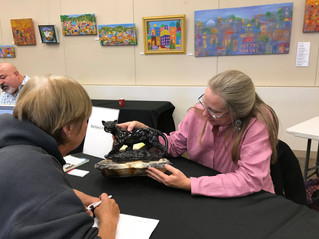 Annual Antique Appraisal Day