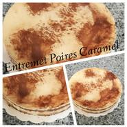 Entremet Poires Caramel #1.JPG