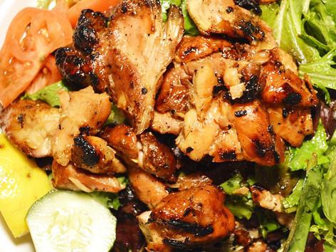 Bourbon Chicken Salad | 7.99