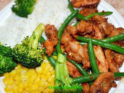 Chicken Green Bean