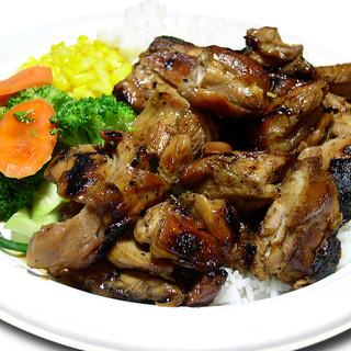 Bourbon Chicken | $9.49