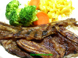 Char Grilled Short Ribs