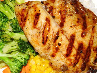 Grilled Tilapia | 9.49