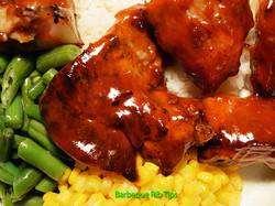Barbeque Rib Tips