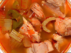 Chicken Gumbo Soup | S / L