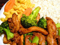 Chicken & Broccoli | 9.49