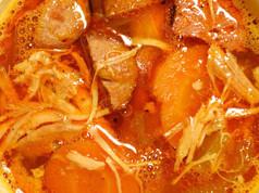 Bourbon Cajun Noodle Soup | 7.49