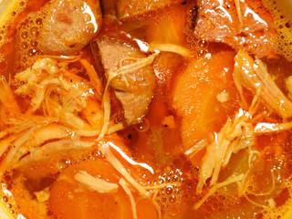 Bourbon Cajun Noodle Soup | 8.49