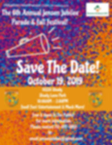 Save the Date- 19 Jensen Jubilee - New L
