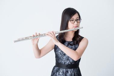 Ginny Tin, Flute